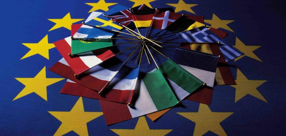Unione europea - Bandiere