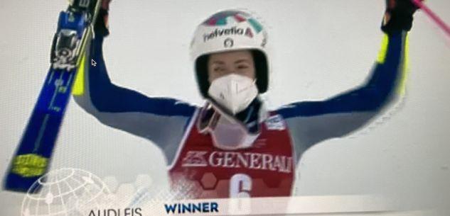 La Guida - Marta Bassino regina in Slovenia, trionfo nel Gigante