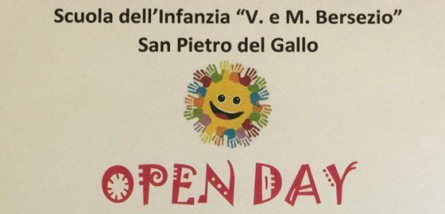 La Guida - San Pietro del Gallo, giornata aperta alla scuola dell'infanzia