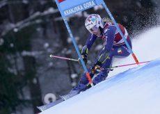 La Guida - Marta Bassino in corsa per la vittoria, è seconda nella prima manche