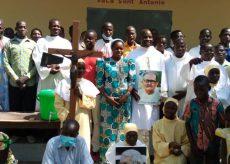 La Guida - Gli amici africani non dimenticano don Antonio Audisio