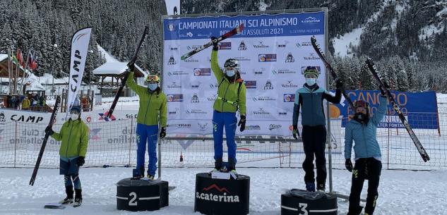La Guida - Scialpinismo, Katia Tomatis al quinto posto nei campionati italiani