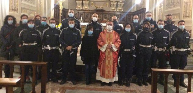 La Guida - Messa in onore di San Sebastiano, patrono della Polizia locale