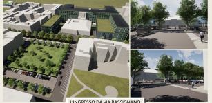La Guida - Un ospedale ricostruito a lotti separati senza interrompere l'attività sanitaria