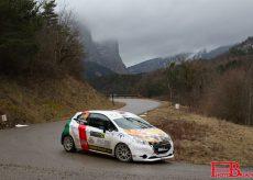 La Guida - Rally di Montecarlo, Cittadino chiude la prima giornata al 48° posto assoluto