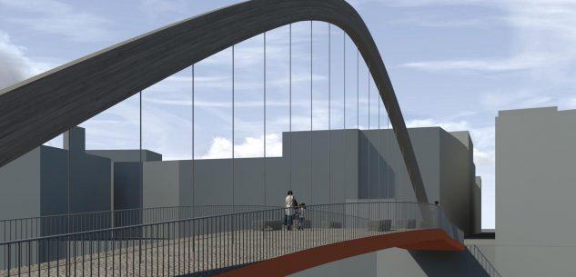 La Guida - Il nuovo ponte di Giorgetto Giugiaro per la sua Garessio (video)
