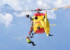 La Guida - Interventi del soccorso alpino per due ciclisti infortunati sulle piste di downhill