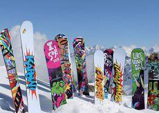 La Guida - In Tribunale per aver rubato tavole da snowboard