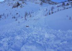 La Guida - È morto il 23enne sciatore travolto da una valanga al passo della Gardetta