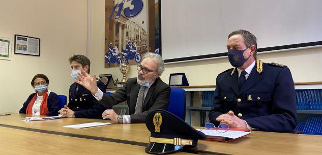 La Guida - La festa della Polizia di Stato, per i 169 anni dalla fondazione
