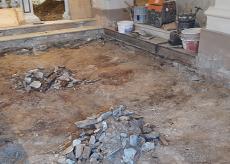 La Guida - Iniziati i lavori di restauro della chiesa di Rosbella