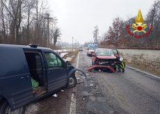 La Guida - Donna ferita in un incidente stradale a Morozzo
