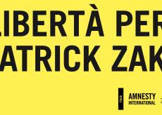 """La Guida - Monumenti """"gialli"""" per Patrick Zaky"""