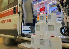La Guida - I numeri dell'impegno della Croce Rossa di Sampeyre