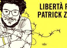 La Guida - Anche Cuneo per Patrick Zaki: lunedì la torre civica in giallo