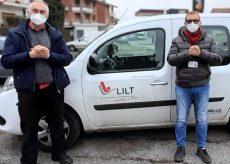 """La Guida - """"Atleti al tuo fianco"""", mascherine per chi aiuta i malati oncologici"""