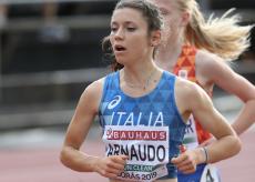 La Guida - Medaglia di bronzo tricolore per Anna Arnaudo