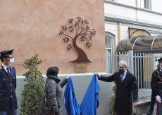 La Guida - Cuneo ha reso onore a Palatucci, giusto tra le nazioni