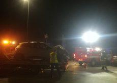 La Guida - Incidente stradale al Bosco di Busca
