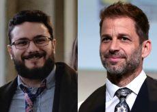 La Guida - Il cuneese Massimiliano Orione ha intervistato il regista Zack Snyder