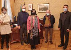 La Guida - Le Acli provinciali di Cuneo ricevute dal Prefetto Fabrizia Triolo
