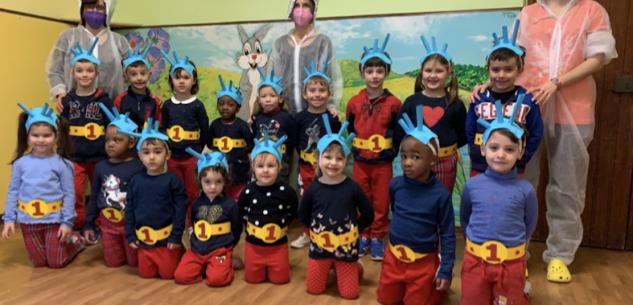 La Guida - Festeggiato il Carnevale alla scuola dell'infanzia Desmè