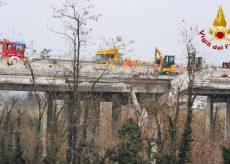 La Guida - Due operai precipitano da un viadotto sulla Torino-Savona