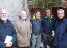 La Guida - Due obiettori di coscienza a Castelmagno si riabbracciano dopo 39 anni