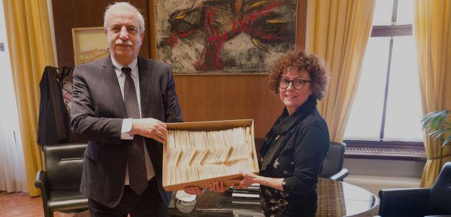 La Guida - Cresce l'archivio di Paolo Bedino in Fondazione Crc