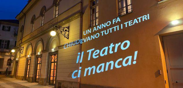 """La Guida - Cuneo celebra il teatro con una """"passeggiata"""" al Toselli"""