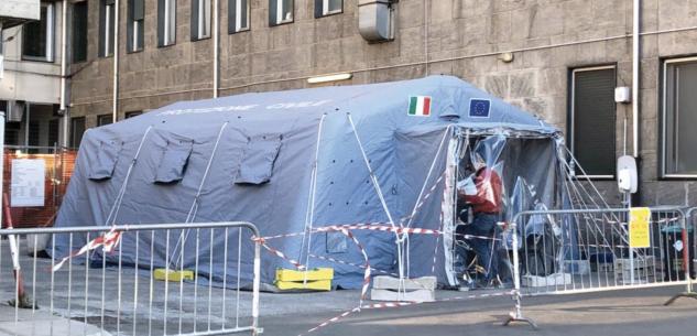 La Guida - Un anno fa mentre sfilavano i carri a Cuneo, i primi tre tamponi al Santa Croce