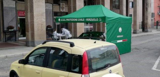 La Guida - Verzuolo, 528 i tamponi rapidi effettuati