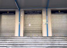 La Guida - Chiudono le scuole, stop alle messe, chiusi cinema e teatri: cosa avvenne il 24 febbraio 2020