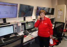 La Guida - Ventisei anni di onorato servizio in Croce Rossa