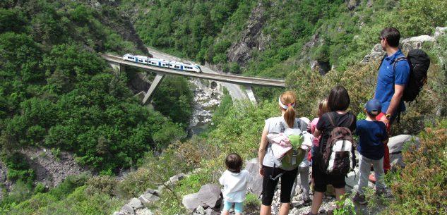 """La Guida - La Ferrovia delle Meraviglie raccontata a passo lento a """"Bellitalia"""""""