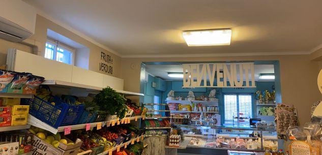 La Guida - Santa Croce di Cervasca, riaperto il negozio di alimentari