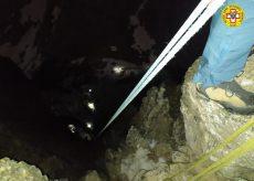 La Guida - Quasi dodici ore per salvare l'alpinista caduto sulla Rocca Castello