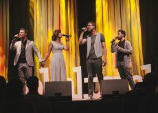 """La Guida - I cuneesi Rebel Bit si esibiscono virtualmente ai """"Los Angeles A Cappella Festival"""""""