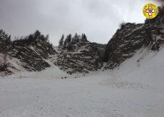 La Guida - Incidenti in montagna, triplo intervento del Soccorso alpino nel torinese