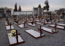 La Guida - Cimitero comunale chiuso a Costigliole dal 15 al 19 marzo