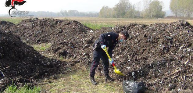 La Guida - Falso compost, danno ambientale vero: 11 nei guai tra Cuneo e Asti (video)