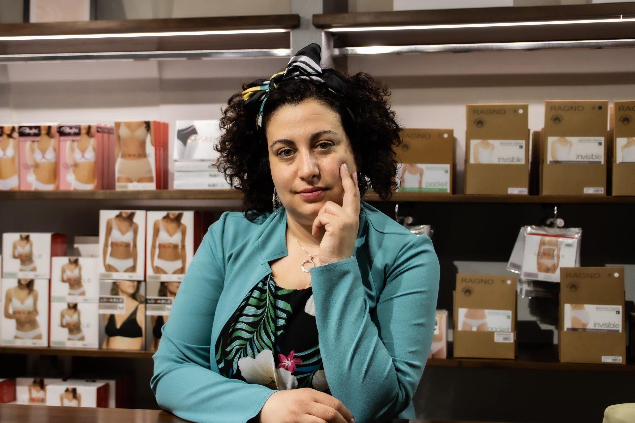 """Busca - Alice Bianchi, titolare di """"Intimi Pensieri"""""""