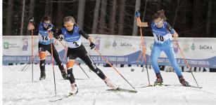 La Guida - Argento per Matilde Giordano nei campionati italiani Under 14 di sci di fondo