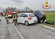 La Guida - Incidente stradale a Bene Vagienna