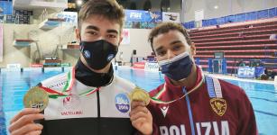 La Guida - Oro e bronzo tricolore per Eduard Timbretti