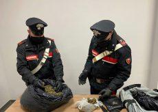 La Guida - Droga, sei persone arrestate e sequestri in tre località della Granda