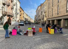 La Guida - Lezioni in via Roma per la professoressa anti-dad