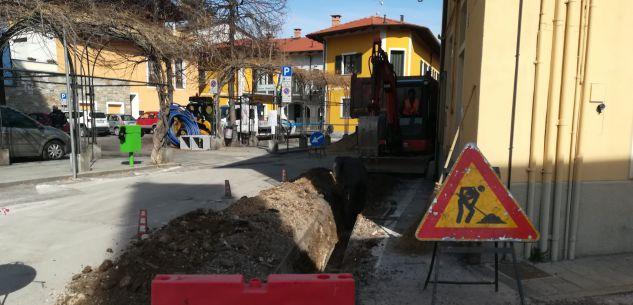 La Guida - Borgo, lavori all'acquedotto
