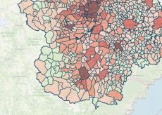 La Guida - Covid, sei decessi e 182 nuovi casi in Granda nelle ultime 24 ore