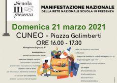 La Guida - Domenica 21 marzo manifestazione nazionale per la riapertura delle scuole